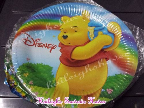 PAPER PLATES [10s]: POOH