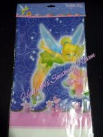 PLASTIC TABLE COVER: TINKERBELL