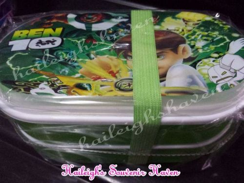 LUNCH BOX: BEN10