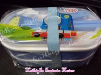 LUNCH BOX: THOMAS THE TRAIN (PRE-ORDER)