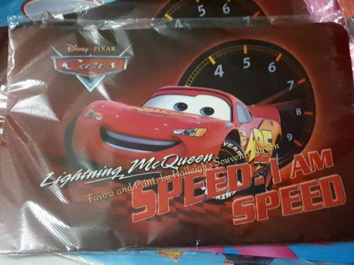 PLACEMAT: DISNEY CARS