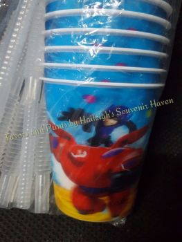 TUMBLER (HOLOGRAM, 12s): Big Hero 6