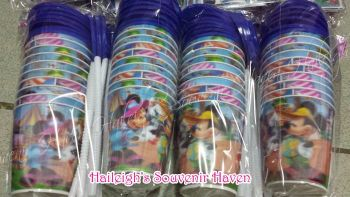 TUMBLER (HOLOGRAM, 12s): MICKEY AND FRIENDS