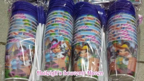 TUMBLER (HOLOGRAM, 12s): Mickey Mouse and Friends