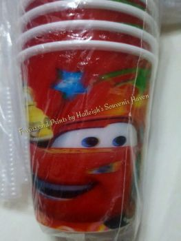TUMBLER (HOLOGRAM, 12s): Disney Cars