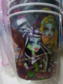 TUMBLER (HOLOGRAM): Monster High