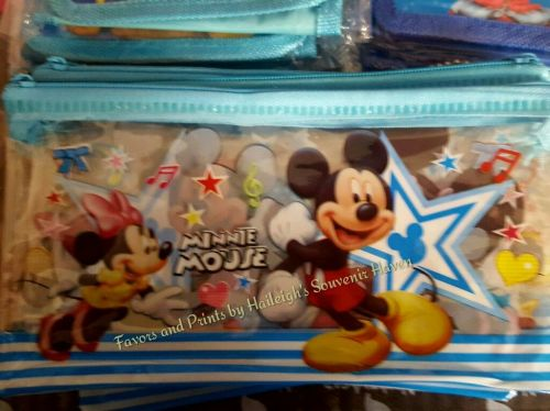 PENCIL CASE: Mickey Mouse (Regular)