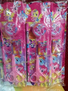 PENCIL SET (12s): LITTLE PONY