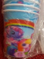 TUMBLER (HOLOGRAM, 12s): LITTLE PONY