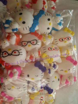 PENCIL TOPPER SET (10s): HELLO KITTY