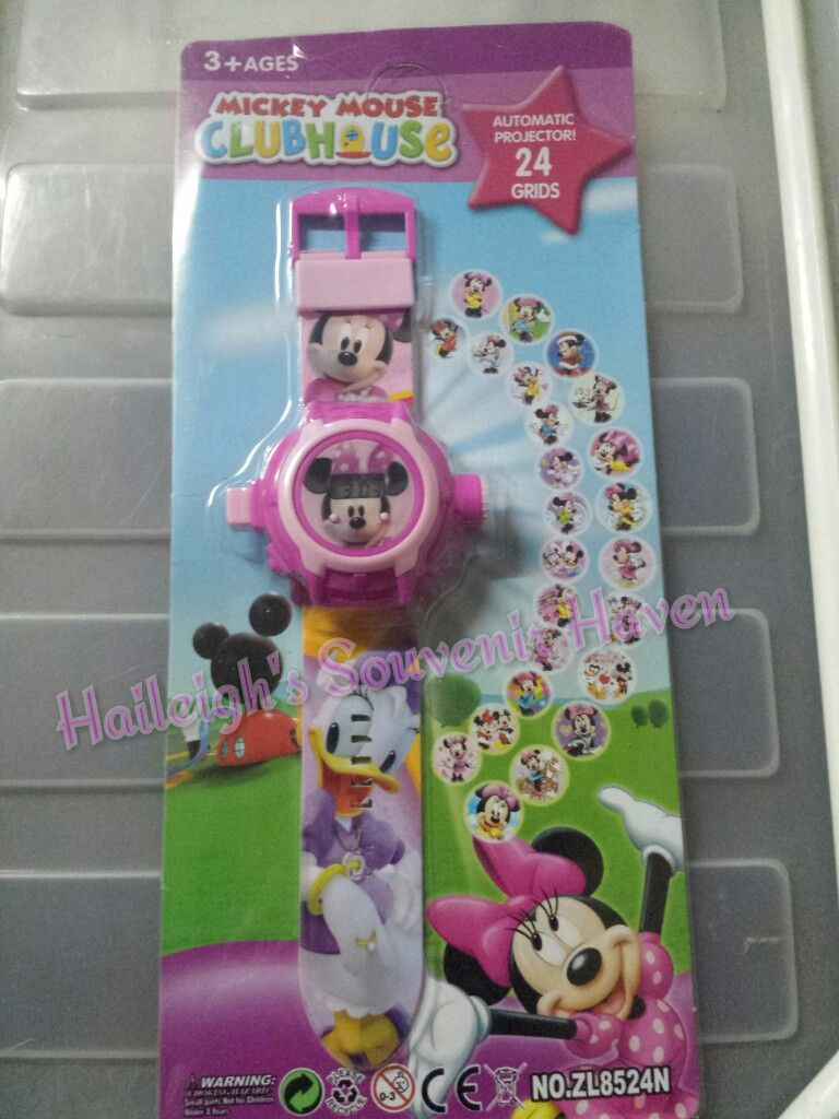 WATCH (Projector): MINNIE MOUSE