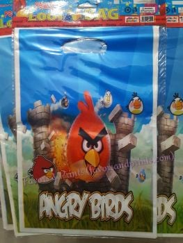 LOOT BAGS (SMALL): ANGRY BIRDS