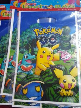 LOOT BAGS (SMALL): POKEMON