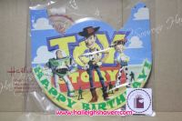 PARTY HATS (Regular, 10s): TOY STORY