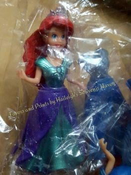 DISNEY PRINCESS MAGICLIP TOY SET