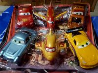 CAKE TOPPER TOY SET - DISNEY CARS (6s)