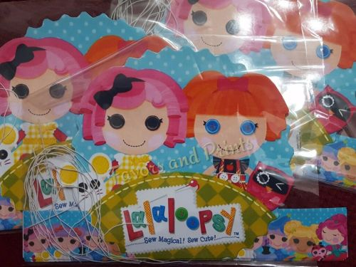 PARTY HATS (Die-Cut, 10s): LALALOOPSY