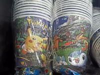 PAPER CUPS [10s]: POKEMON