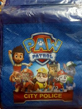 DRAWSTRING BAG (BIG, 12s): PAW PATROL