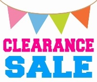 SALE / CLEARANCE