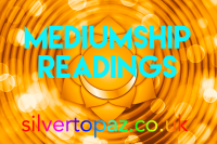 Mediumship readings - Make contact with loved ones in spirit