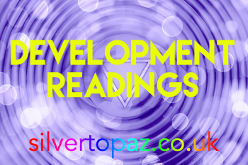 Development readings - Spiritual and psychic development session