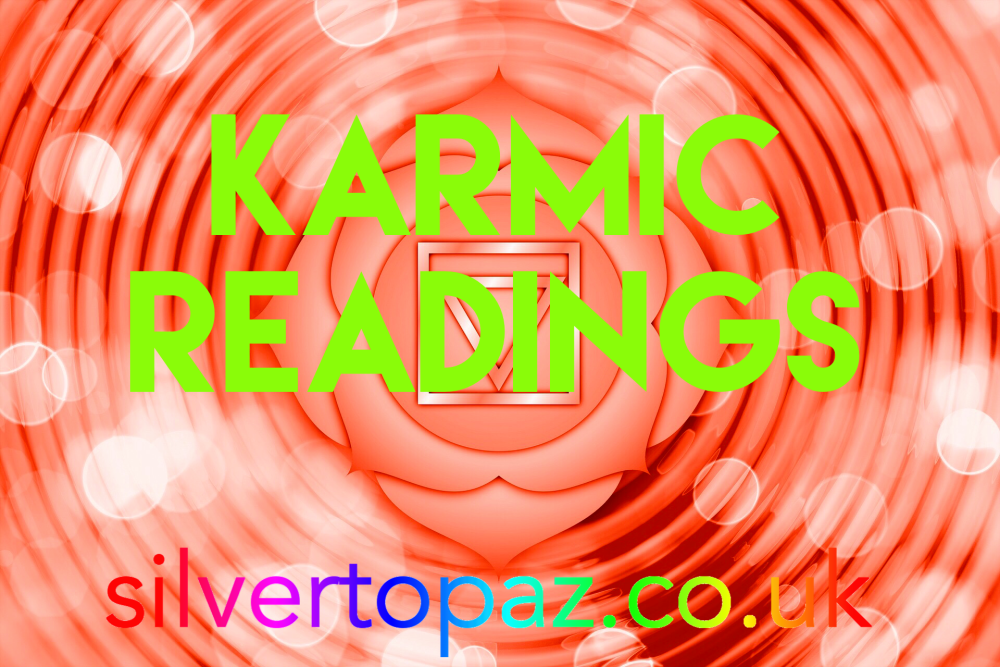 Karmic Readings - Uncover and transmute karmic energy from the past