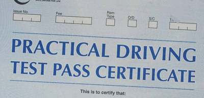 Driving-Test-Certificate
