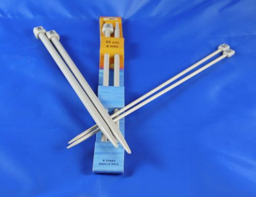 PONY KNITTING NEEDLES  25 cm