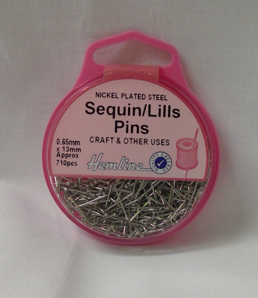 SEQUIN / LILLS PINS