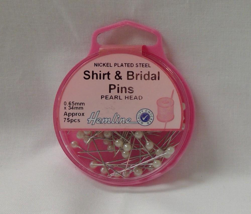 SHIRT AND BRIDAL PINS
