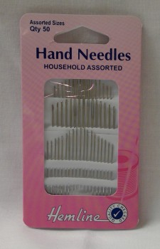HOUSEHOLD NEEDLES