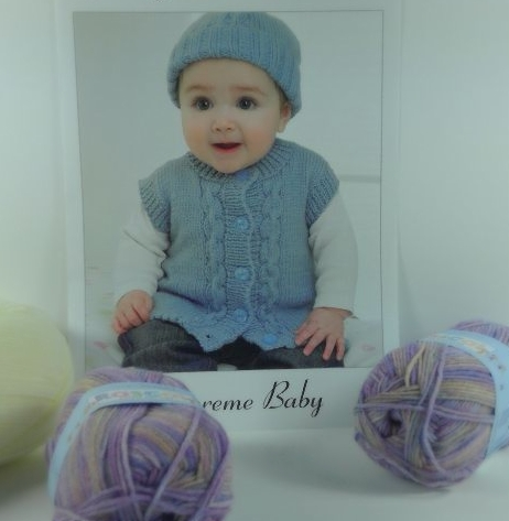 CHILDRENS DOUBLE KNIT