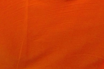 PLAIN POLY-COTTON ORANGE