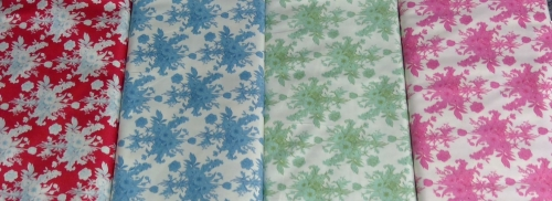 TILDA COTTAGE COLLECTION-  BOTANICAL BLUE