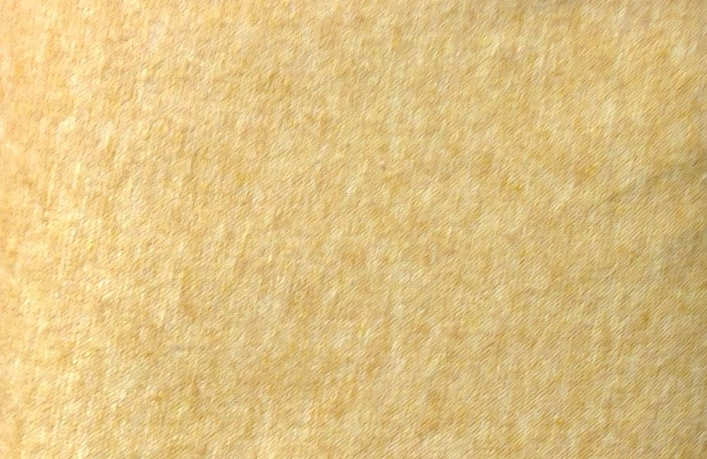 KNIT FABRIC IN OCRE