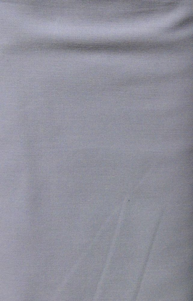 WOOL TOUCH GREY  TWO WAY STRETCH FABRIC