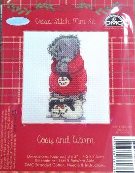 DMC FESTIVE ME TO YOU 'COSY AND WARM' MINI KIT