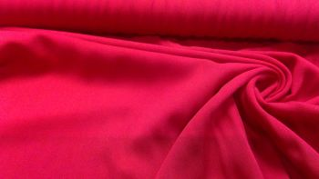 RED SOFT VISCOSE