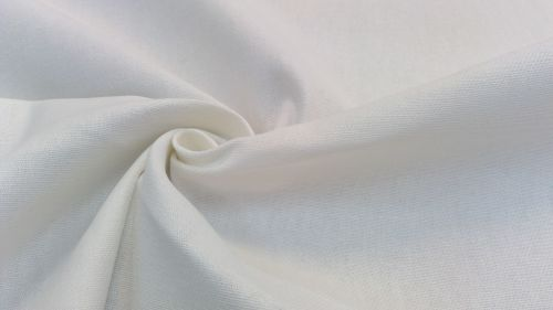 IVORY HEAVY WEIGHT 100% COTTON TWILL (C11)