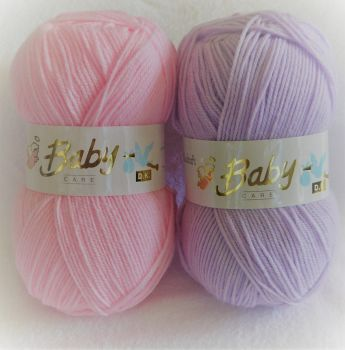 BABYCARE  DOUBLE KNIT