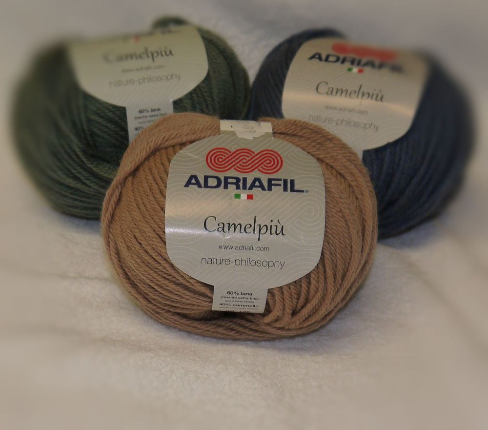 CAMLPIU DOUBLE KNIT