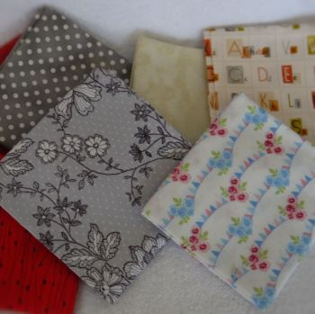 FAT QUARTER, 100% cotton