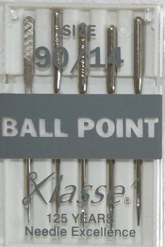 BALLPOINT  MACHINE NEEDLES 90/14