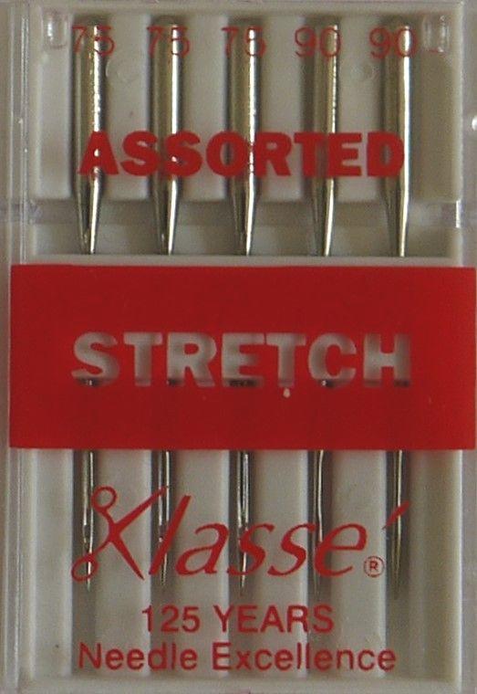 STRETCH MACHINE NEEDLES ASSORTED