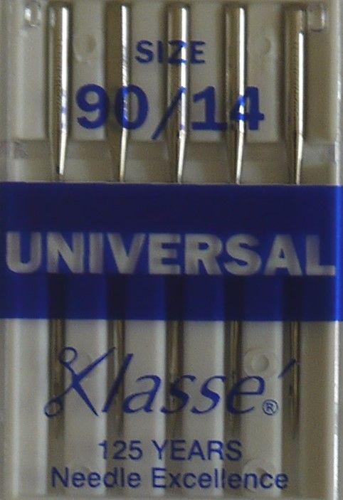 UNIVERSAL MACHINE NEEDLES  90/14
