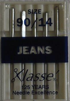 JEANS MACHINE NEEDLES 90/14