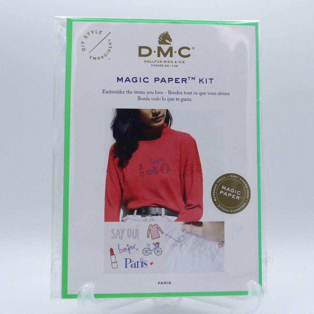 DMC MAGIC PAPER KIT - 'PARIS'