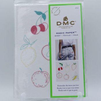 MAGIC PAPER - 'FRUITS' BY DMC