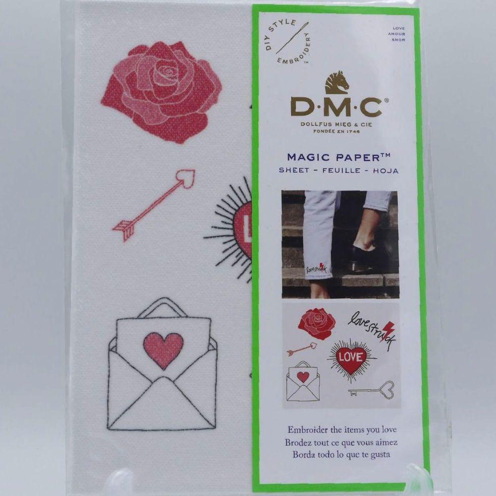 MAGIC PAPER - 'LOVE' BY DMC